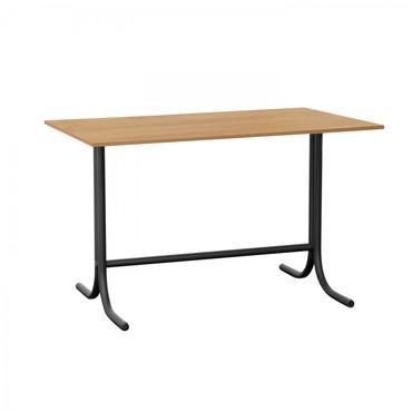 Стол, модель Л-образные ножки (1200х800)Длина: 1200 ммШирина: 800