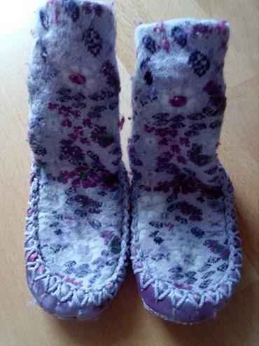 Patofnice-čarapice za bebe, br. 16-17, duzina gazista 10 cm. Za tople - Belgrade