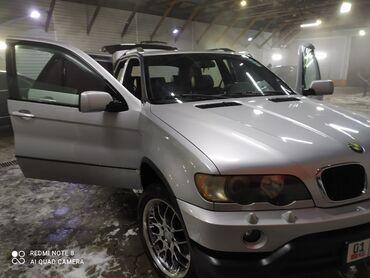 подбор краски для авто бишкек в Кыргызстан: BMW X5 3 л. 2003   260000 км