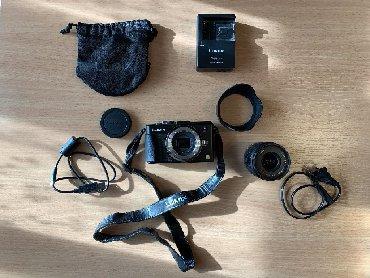 alfa romeo mito 14 tct в Кыргызстан: Фотоаппарат Panasonic Lumix GX1. Состояние отличное. В комплекте