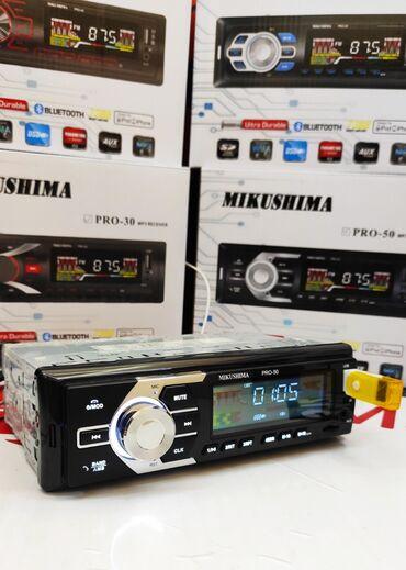 Автоэлектроника - Кыргызстан: Mikushima PRO- 50 магнитола с блютузом микушима.Новые модели