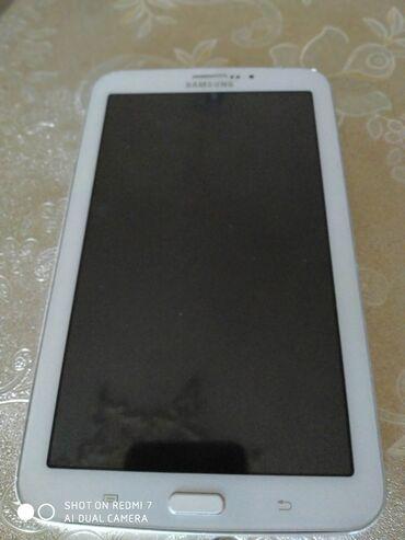 Электроника в Уджары: Samsung tab 3 satiram noldan almışdım rusiyadan cox az işdenib