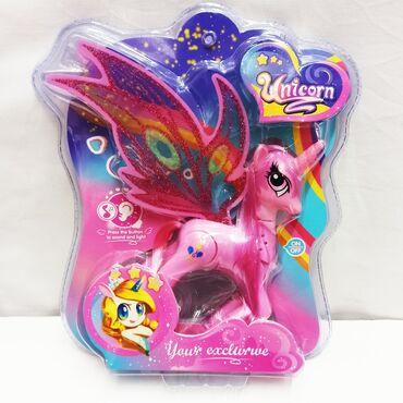 Литтл Понни (Little Pony) - завораживающая яркая игрушка из