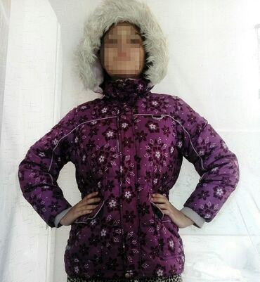 Верхняя одежда в Кыргызстан: Куртка детская-подрастковая (от 9 до 15 лет) Б/у