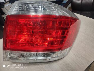 10489 объявлений | АВТОЗАПЧАСТИ: Продаю плафон R, задний стоп на Toyota Highlander 2011г. Есть не