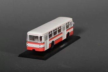 Bakı şəhərində classik bus.Liaz 677 kolleksiya modeli.1:43 miqyasda.