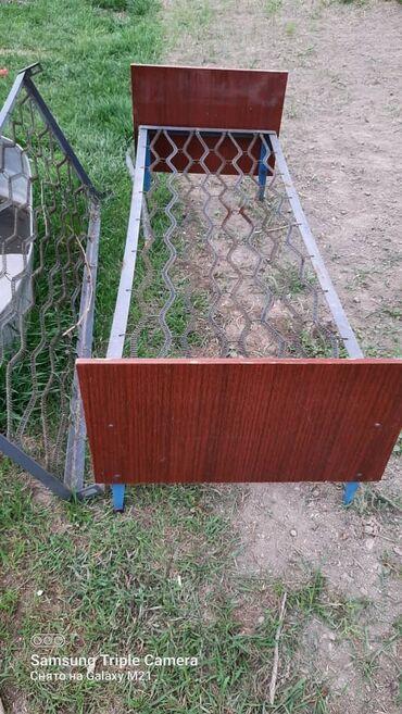 Мебель - Кыргызстан: Железная кровать