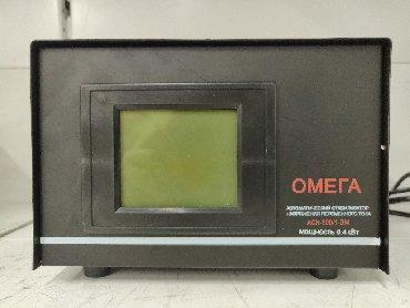 стабилизаторы напряжения volter в Кыргызстан: Стабилизатор напряжения ОМЕГА АСН-500/1-ЭМ• Модель___АСН-500/1-ЭМ•