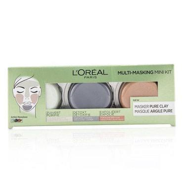 Lənkəran şəhərində L'ORÉAL Multi-Masking Mini Kit (Üz Üçün Maskalar mini