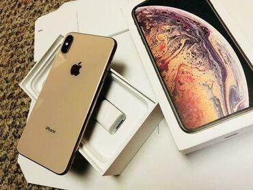 IPhone Xs Max | 256 GB | Qızılı | Yeni | Zəmanət, Kredit, Sənədlərlə