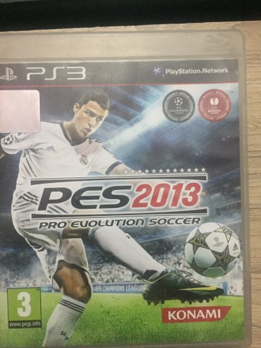 Другие игры и приставки в Кыргызстан: Продаю 3 диска с пес 2013.Для Playstation 3