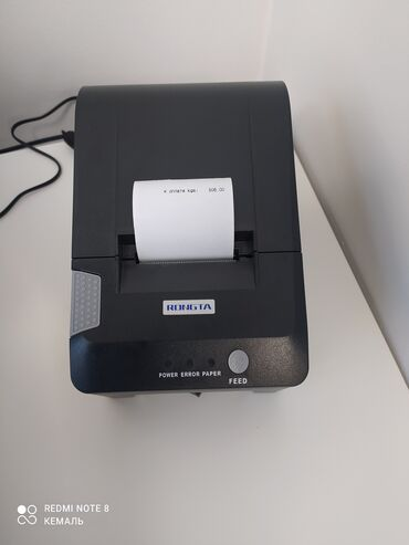 чек в Кыргызстан: RP 58 принтер чеков