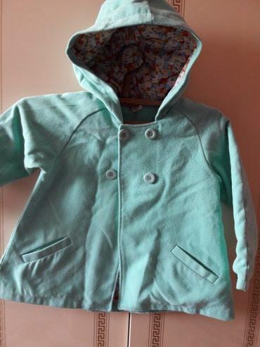 Пальто на девочку 4-6 лет в отличном состоянии. в Бишкек