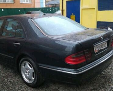 Mercedes-Benz E 240 2.4 л. 1999 | 2 км