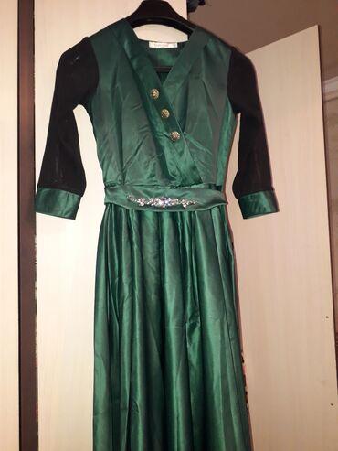 Женская одежда - Красная Речка: Атласное платье