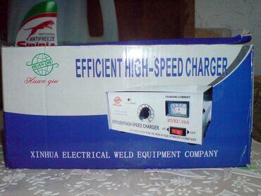 Другая автоэлектроника - Кара-Балта: Продаю новое зарядное устройство для зарядки аккумулятора