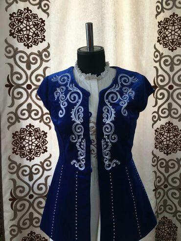 чехол для одежды в Кыргызстан: Inabat.arts Национальная одежда :жилеткичепкеныплатья !!! Будем