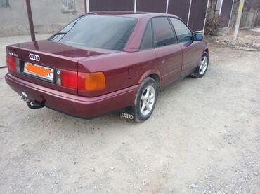 Audi S4 2.3 л. 1991   278000 км