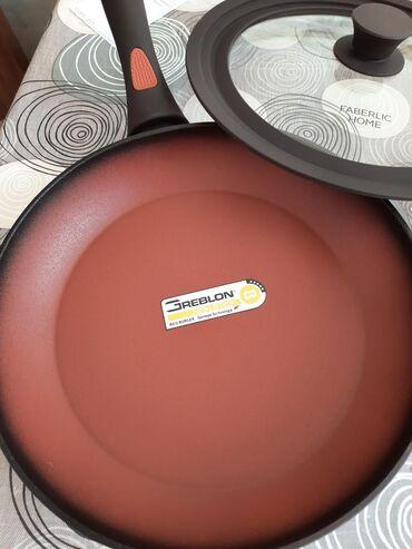 Кухонные принадлежности в Баткен: Сковорода (качество)