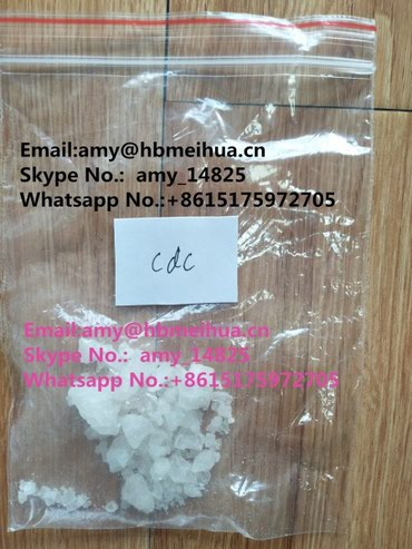 Top supply 4-CDC,4CDC,4cec,4-cec,4mpd,4-mpd crystal amy@hbmeihua.cn в Домбрачи