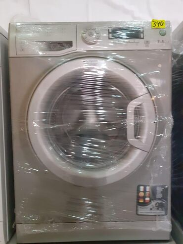 Öndən Avtomat Washing Machine Hotpoint Ariston 7 kq