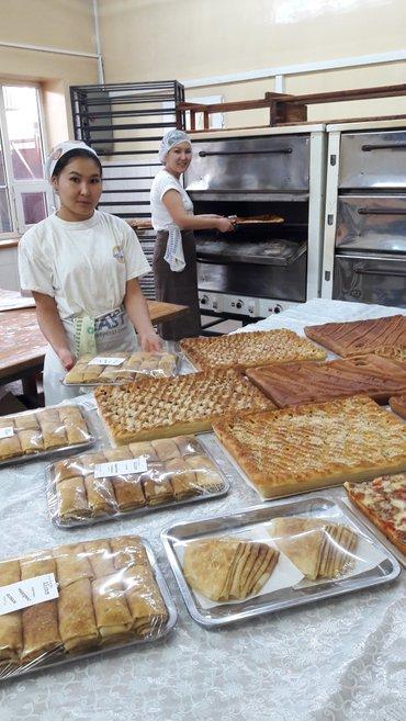 """В кулинарный цех требуется """"Повар"""" в Бишкек"""