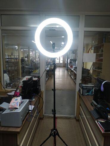 Кольцевые лампы Размер: 18 дюймов - 48,5 см, 14 дюймов - 35