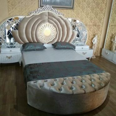стиль прованс мебель в Азербайджан: Yataq desti спални мебел OriginalFabrik istehsali
