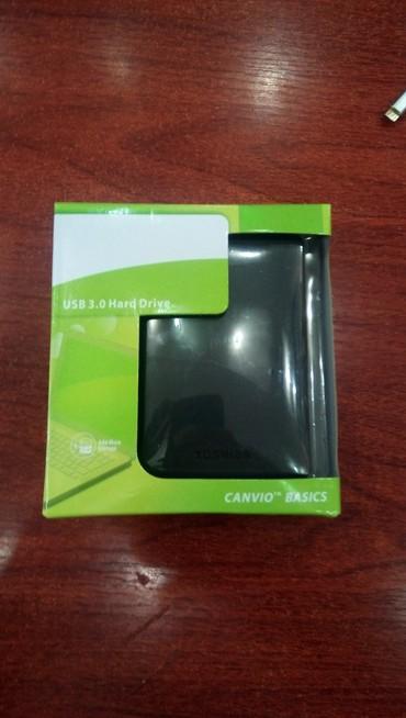 """- Azərbaycan: Toshiba HDD BoxHDD Box Toshiba,WDQoşulma: USB3.02,5"""" Hard Disk xarici"""