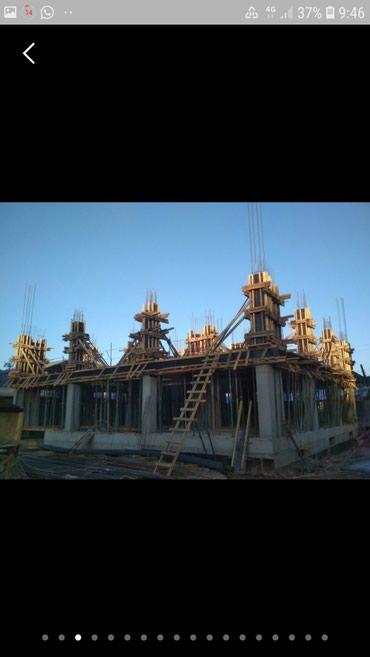 Строительная бригада ищет работу в Кок-Ой