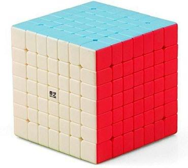 rubik - Azərbaycan: 7x7 Kubik Rubik Heç Nə Olmuyub Təp-Təzədi Kutusu İlə Birlikdə 29 AZN