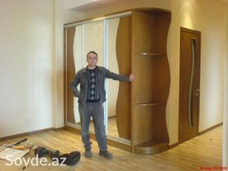 шкаф в гостинную в Азербайджан: Собираю ремонтирую мебель.корпусная гостиная. спальни