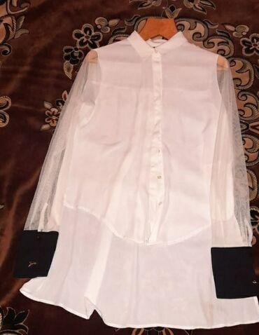 вытяжка белая в Азербайджан: Рубашки и блузы