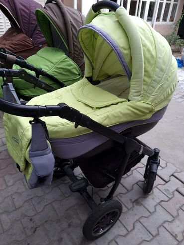 adamex в Кыргызстан: Продам коляску польской фирмы Adamex 2в1.в хорошем состоянии