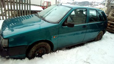Fiat tipo u delovima - Belgrade