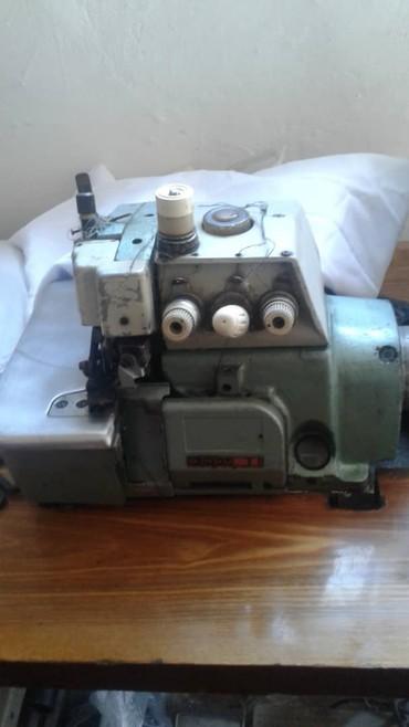 швейные машинки juki в Кыргызстан: Оверлок швейный в хорошем состоянии, Российского производства