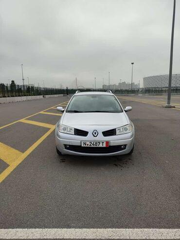 - Azərbaycan: Renault Megane 1.5 l. 2007   250000 km