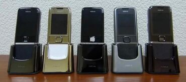 nokia 8800 gold в Азербайджан: NOKIA 8800 ARTE Nokia 8800 Arte Safir Sapphire Carbon Classic Sirocco