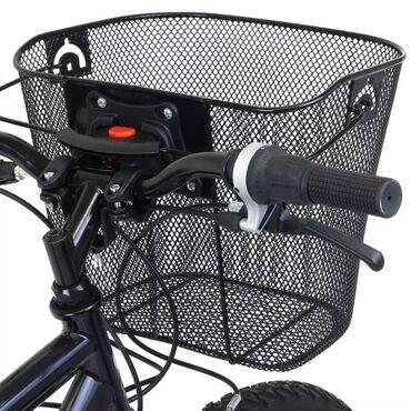 Велосипедная корзина, корзина на велосипед, багажник на велосипед
