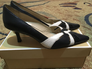 черные-женские-туфли в Кыргызстан: Туфли Ellen Tracy  Женские туфли всемирно известного бренда Ellen Trac