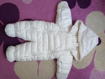 Продаю детский комбинезон (зима) размер 0-3 мес. состояние отличное