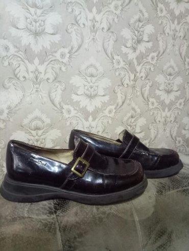 Продаю туфли на девочку. Производство Россия.  Размер 37. Лаковая кожа в Бишкек