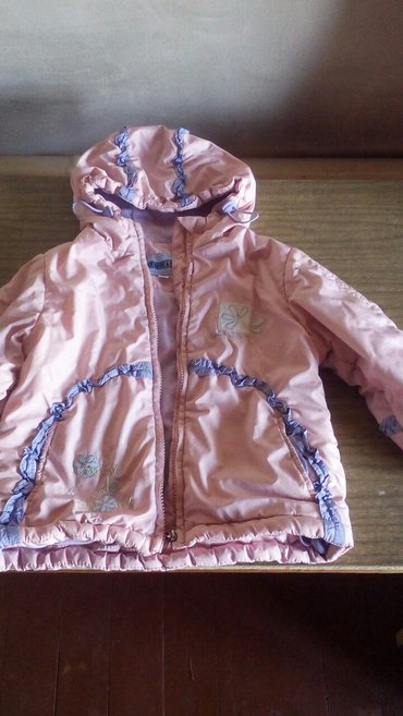 Курточка осенне-весенняя для девочки в Лебединовка