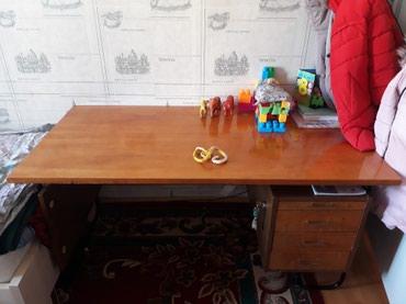 Письменный стол! качество хорошее! в Бишкек