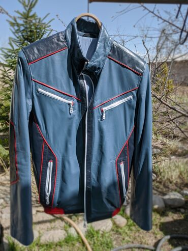 бытовая техника каракол в Кыргызстан: Куртка кожаная,стильная, фирменная, абсолютно новая, одевалась 2 раза