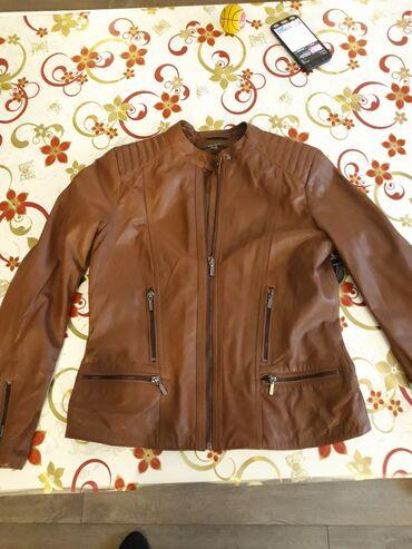 Ženska odeća | Cuprija: Esprit kožna jakna original doneta iz nemačke nikada nošena cena jakne