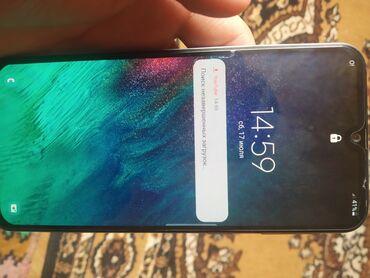 Электроника - Балыкчы: Samsung A40 | 64 ГБ | Белый | Сенсорный, Отпечаток пальца, Две SIM карты
