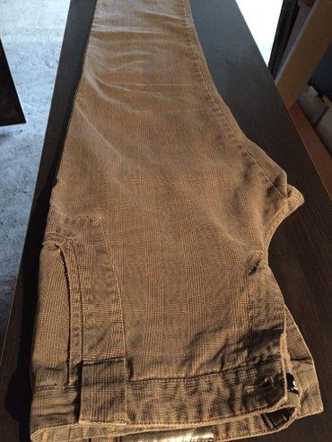Муж штаны б/у в отл. сост. ( италия ) 48 размер в Лебединовка