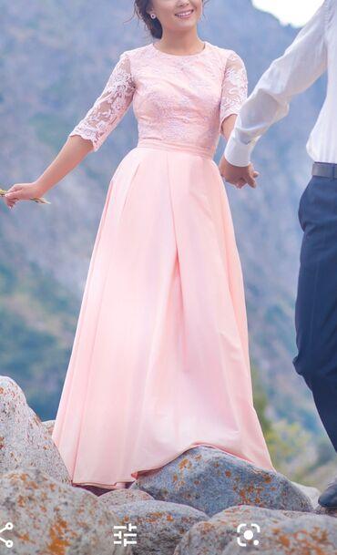 вечерние платья трансформеры в Кыргызстан: Вечернее платье-трансформер:юбку можно снятьвнутри платье из