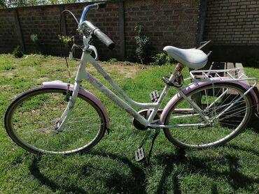 Biciklo - Srbija: Na prodaju zensko biciklo staro 3 godine. Točkovi 26